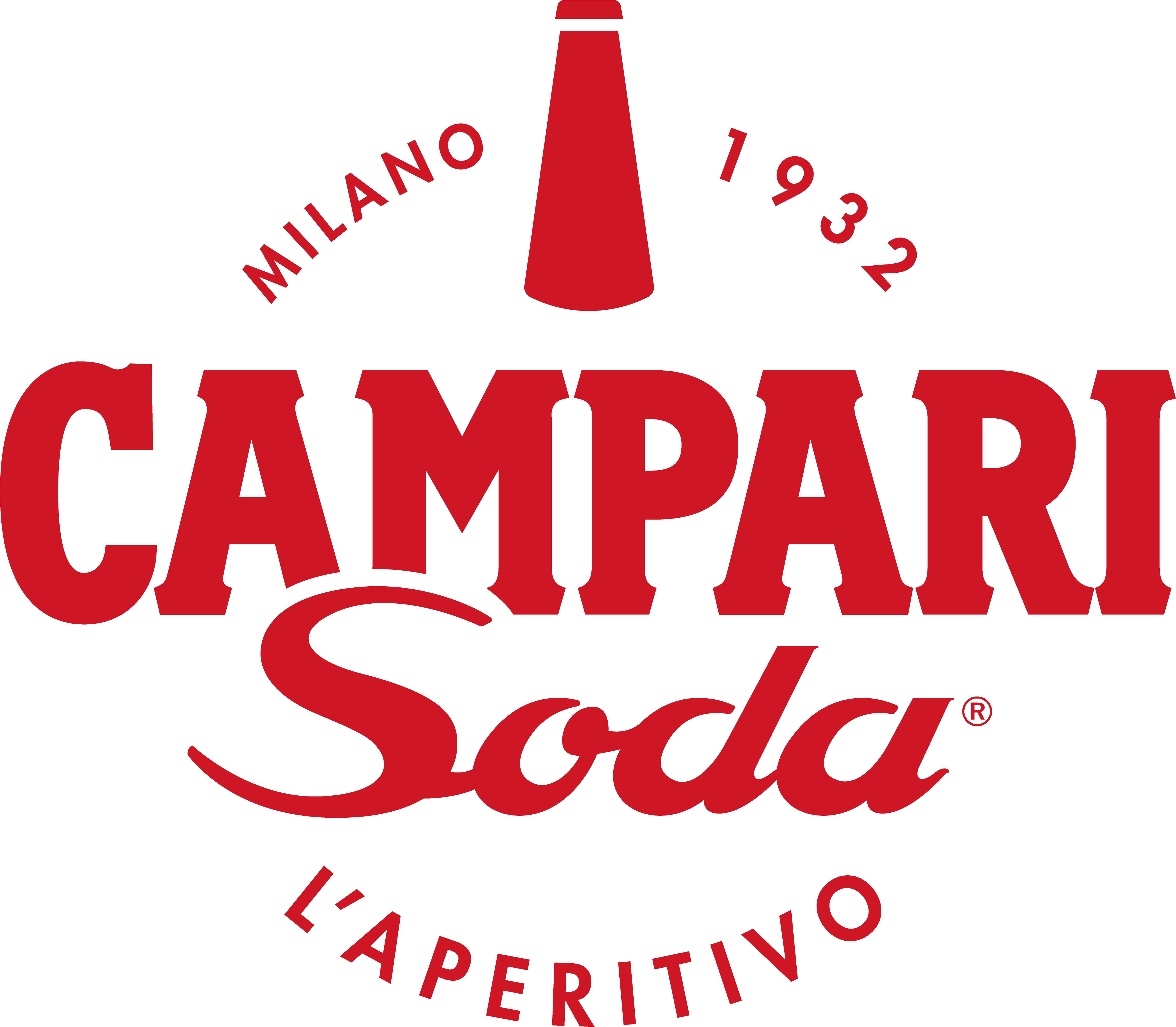 Campari soda Logo